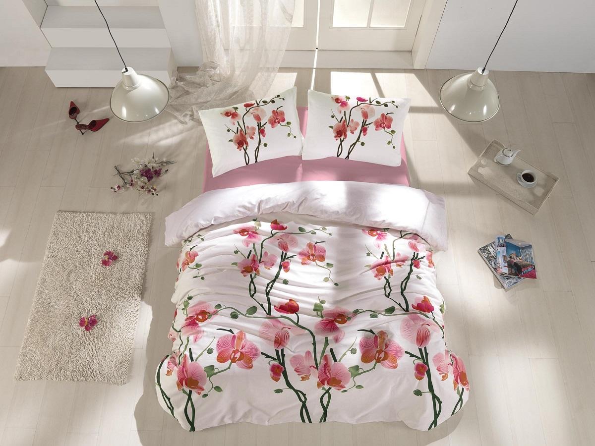Комплект белья Altinbasak Bloom, 2-спальный, наволочки 50х70297/10