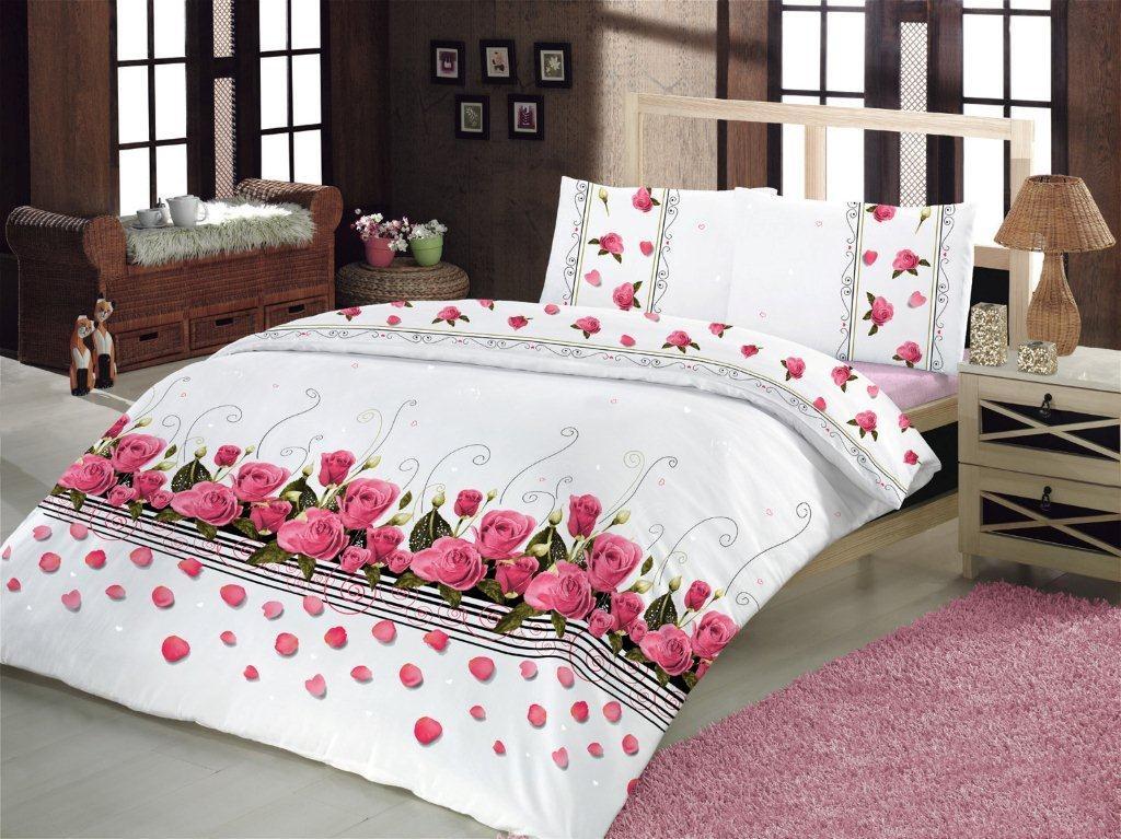 Комплект белья Altinbasak Guldeste, 2-спальный, наволочки 50х70297/18
