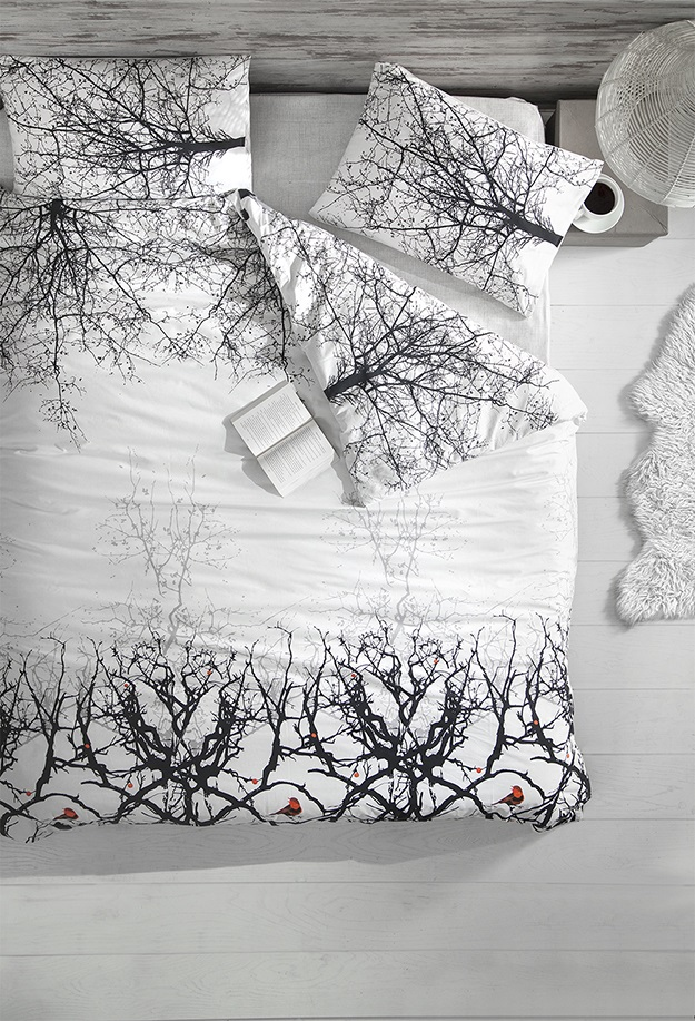 Комплект белья Altinbasak Pio, 2-спальный, наволочки 50х70297/32