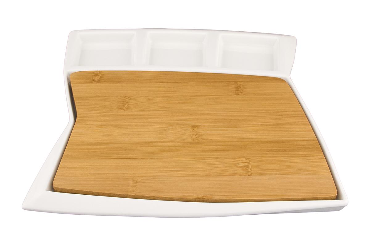 Набор для сервировки сыра Elan Gallery Айсберг, 2 предметаVT-1520(SR)Отличное решение для сервировки холодных закусок. Разнообразит убранство праздничного и повседневного стола. Размер 27,5х26х1,7 см.