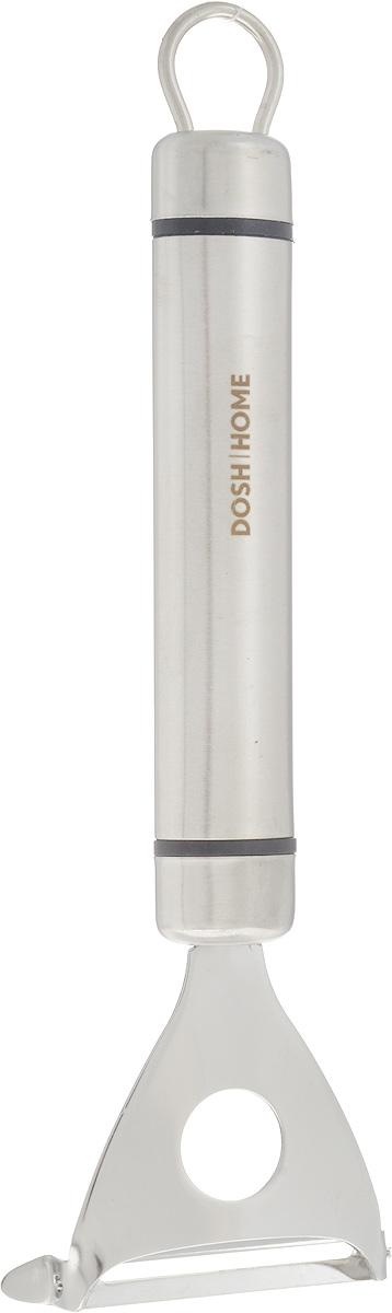 Овощечистка Dosh l Home ORION, с подвижным поперечным лезвием, длина 19,8 см