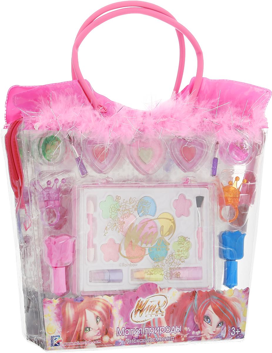 Winx Club Набор детской декоративной косметики Магия природы набор детской косметики winx королевство фей