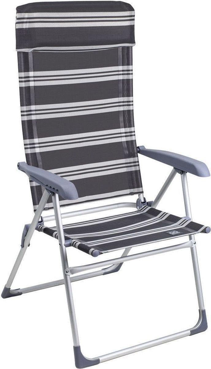 Кресло складное GoGarden Sunset Deluxe, 4-позиционная регулировка, 62 х 58 х 116 смAS 25Садовое кресло GoGarden Sunset Deluxe достаточно большого размера, с хорошей поддержкой спины и головы, за счет высокой спинки и мягкого подголовника.Удобные подлокотники из высококачественного пластика, фурнитура отличного качества, улучшенный механизм регулировки спинки.4-х позиционная регулировка наклона спинки позволяет принять наиболее комфортное положение. Материал сиденья TEXTILENE устойчив к ультрафиолетовому излучению и образованию плесени. Благодаря своей структуре материал не впитывает влагу, быстро сохнет и очень простой в уходе. Кресло можно хранить на открытом воздухе в течение всего сезона. В сложенном состоянии занимает мало места.Сиденье не имеет поперечной рамы, что обеспечивает комфорт при длительном использовании. Конструкция ножек препятствует проваливанию кресла в землю и песок.Кресло GoGarden Sunset Deluxe оставит отличную пару модели Sunrise DELUXE в линейке дачной мебели GoGarden. Рама кресла выполнена из высококачественного 22 мм алюминия, а подлокотники из пластика.Размер в разложенном виде: 62 х 58 х 116 см.Размер в сложенном виде: 100 х 58 х 12 см.Вес: 3,45 кг. Максимальная нагрузка: 100 кг.