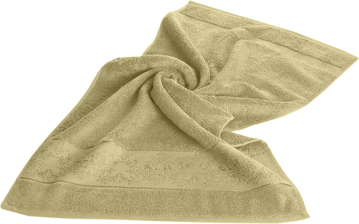 Полотенце бамбуковое Karna Pandora, цвет: оливковый, 50 х 90 см. 2155S03301004Бамбуковое полотенце Karna Pandora займет достойное место в ванной комнате.Гипоаллергенное бамбуковое полотенце подойдет даже детям, а его антибактериальные свойства - весьма прекрасное дополнение к имеющимся достоинствам. Бамбуковое полотенце сможет долго радовать своими красками и внешним видом. Размер: 50 х 90 см.