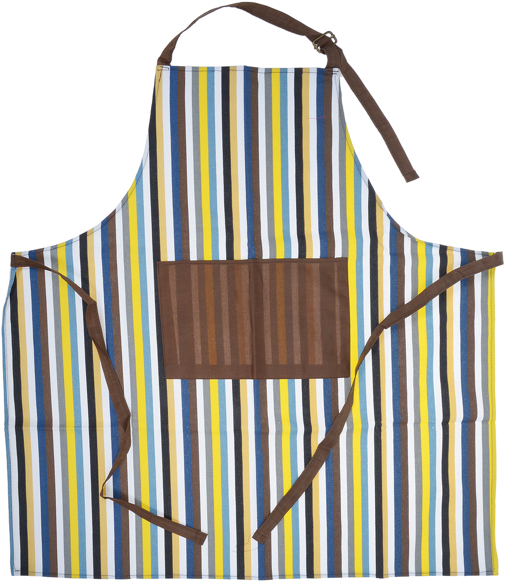Фартук Schaefer, 70 х 80 см. 07233-116_4VT-1520(SR)Фартук Schaefer, изготовленный из натурального 100% хлопка, оснащен карманом и регулируемым шейным ремешком, который поможет подогнать фартук по вашему росту. Также пояс можно завязать сзади или обернуть вокруг талии. Такой фартук поможет вам избежать попадания еды на одежду во время приготовления пищи. Кухня - это сердце дома, где вся семья собирается вместе. Она бережно хранит и поддерживает жизнь домашнего очага, который нас согревает. Именно поэтому так важно создать здесь атмосферу, которая не только возбудит аппетит, но и наполнит жизненной энергией.