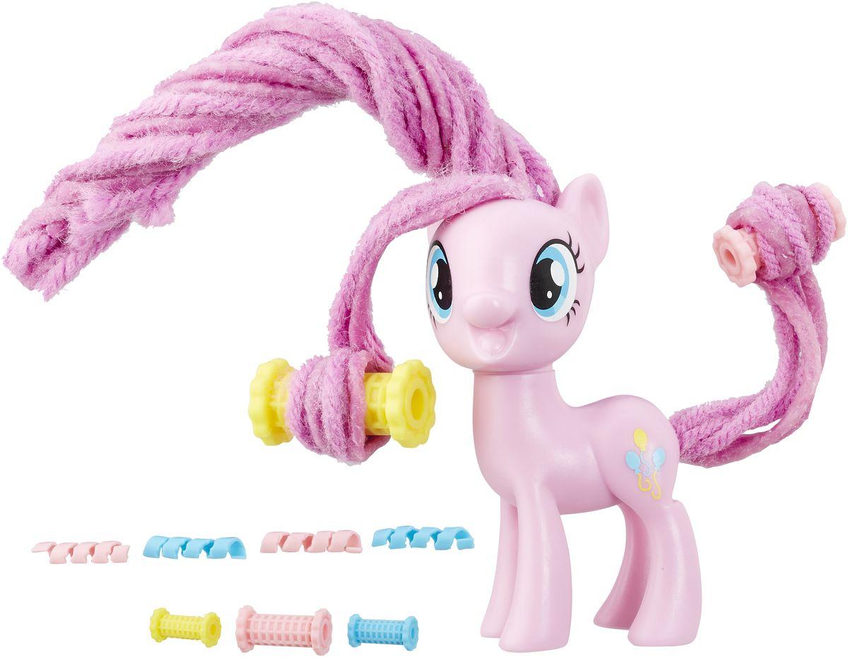 My Little Pony Игровой набор Пони Пинки Пай с праздничной прической