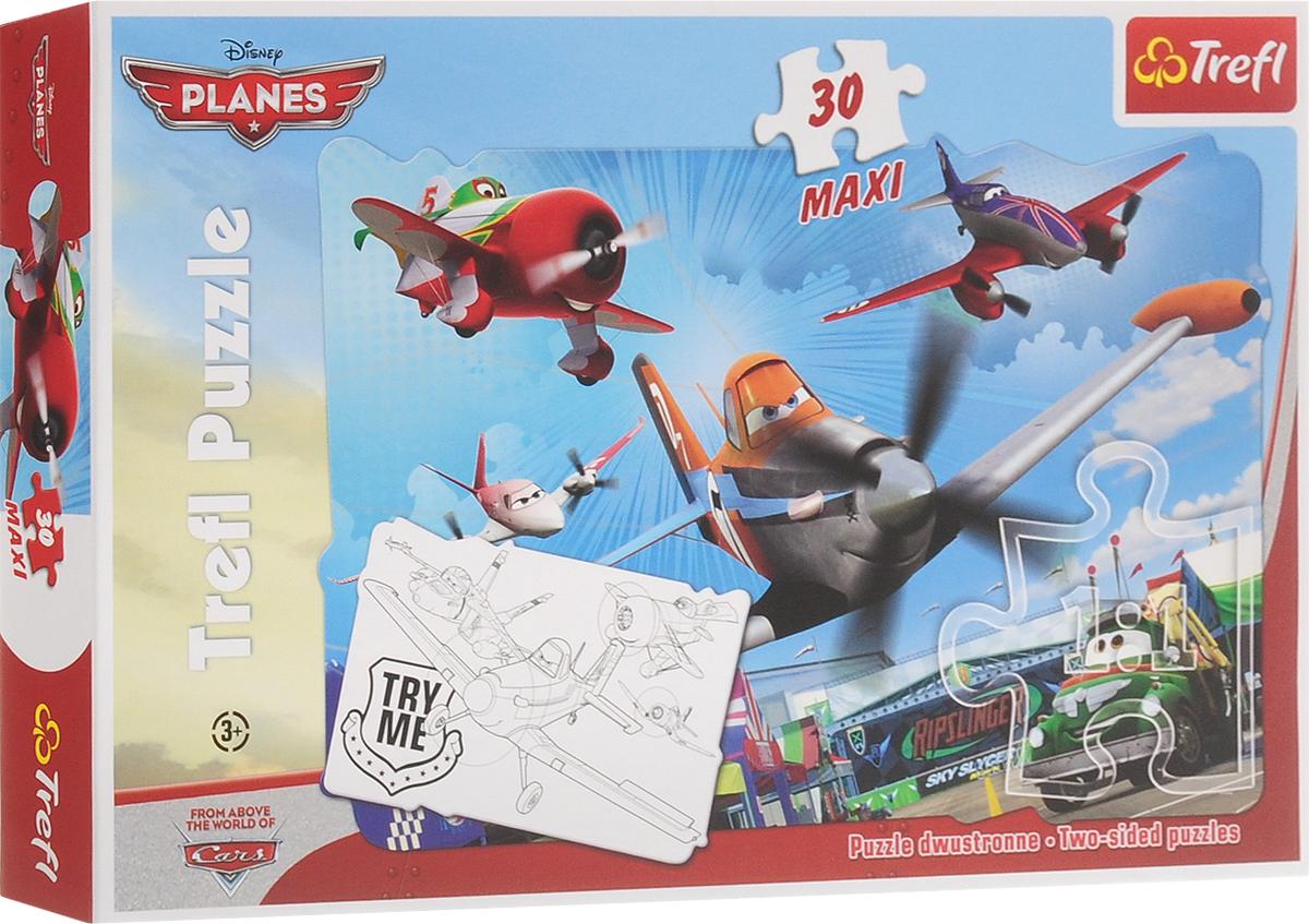 Trefl Пазл для малышей Приключения Самолетов