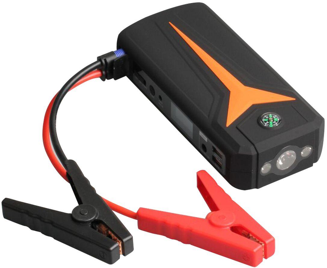 Пуско-зарядное устройство Invicta X800, 18600 мАч11867Сочетание большой емкости и литий-полимерной батареи позволяет использовать устройство Invicta X800 для запуска двигателя при экстремальных температурах вплоть до -35°С, когда это особенно необходимо. Также портативное пуско-зарядное устройство отлично подойдет для заряда различных устройств, от мобильного телефона до ноутбука. В универсальной батарее есть компас и встроенный яркий светодиодный фонарик, который будет очень полезен в условиях недостаточной освещенности. Интегрированный жидкокристаллический дисплей показывает уровень заряда батареи и режим использования. Функция автоматического отключения активируется, когда нет потребления энергии. Встроенный предохранитель защищает от перегрузок в случае неправильного подключения.В комплекте сумка для переноски и хранения.Емкость: 18600 мАч.Метод зарядки: CC/CV 15В 1 А.Жизненный цикл: более 3000 раз.USB выход: 5В 2,8 А.DC выход: 12/16/19В 3,5 А.EC5 выход: 10-12,5В 10 А.Для автомобильной сети: 12В.Пусковой ток: 300 А.Максимальный ток: 600 А (3 сек).Объем бензинового двигателя: 6,5 л.Объем дизельного двигателя: 5 л.Светодиодный индикатор питания: 1W.Рабочая температура: от -10°С до -85°С.В комплект входят:Пуско-зарядное устройство х 1Кабельные зажимы х 1Сетевое зарядное устройство х 1Автомобильное зарядное устройство х 1Адаптер на 3 USB порта х 1Адаптер для зарядки ПК х 8Руководство пользователя х 1 Сумочка для хранения х 1