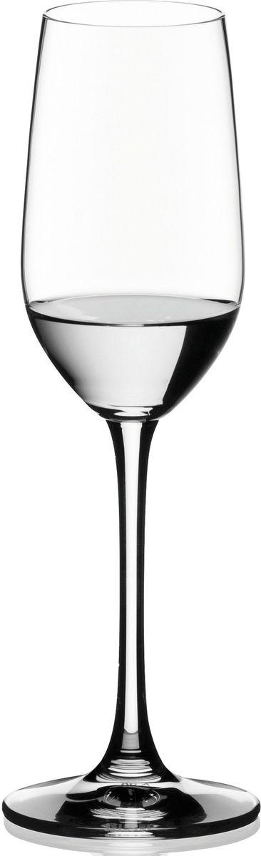 Набор бокалов для текилы Riedel Ouverture. Tequila, 190 мл, 2 штVT-1520(SR)Хрустальные бокалы Riedel Ouverture. Tequila прекрасно впишутся в любую сервировку стола. Они подойдут для текилы и других крепких напитков. Бокалы Riedel Ouverture. Tequila очень удобны для каждодневного использования, они легки в уходе.Высота: 21 см.