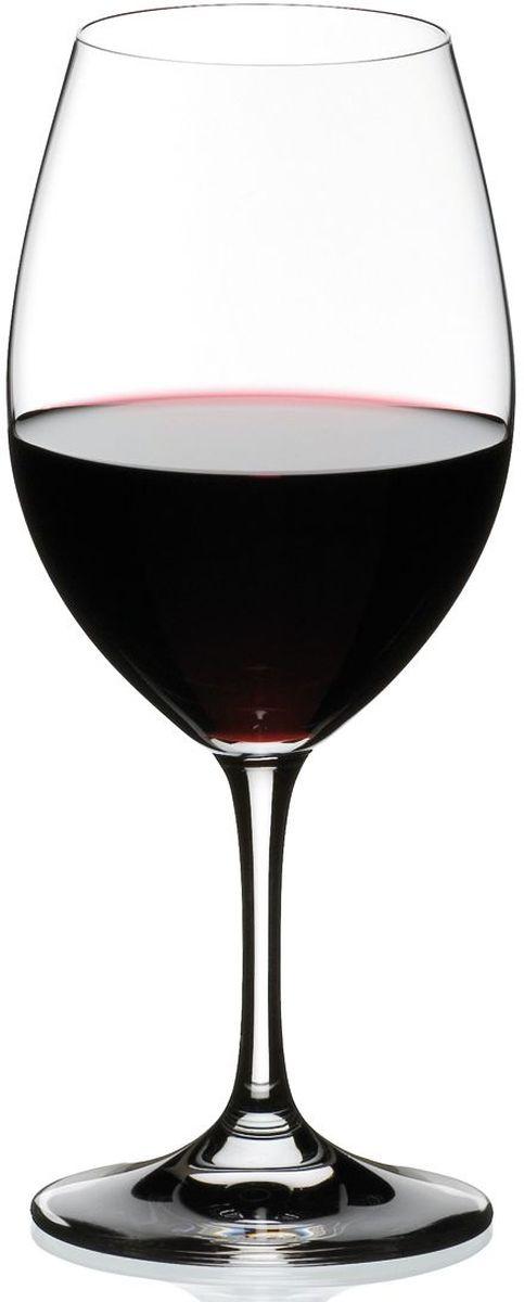 Набор бокалов для красного вина Riedel Ouverture. Red Wine, 350 мл, 2 штVT-1520(SR)Набор бокалов для красного вина Riedel Ouverture. Red Wine - это прекрасное дополнение сервировки праздничного стола. Тонкостенные и прозрачные бокалы на высоких ножках выполнены из бессвинцового хрусталя. Они смотрятся элегантно и хорошо подойдут для романтического ужина.Высота: 18,7 см.