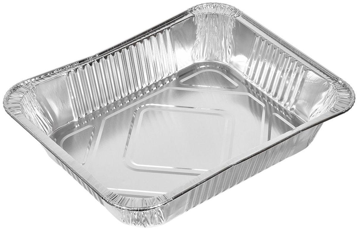 Форма для приготовления и хранения пищи Marmiton, прямоугольная, 32 х 26 х 6,5 см391602Форма для приготовления и хранения пищи Marmiton предназначена для запекания, обжарки, хранения и замораживания продуктов, а также быстрого разогрева приготовленных блюд.