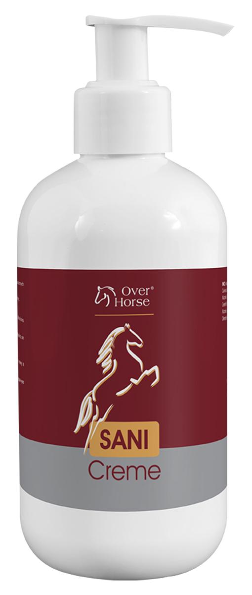 Крем для лошадей Over Horse  Sani Creme , смягчающий, для ссадин, 210 г
