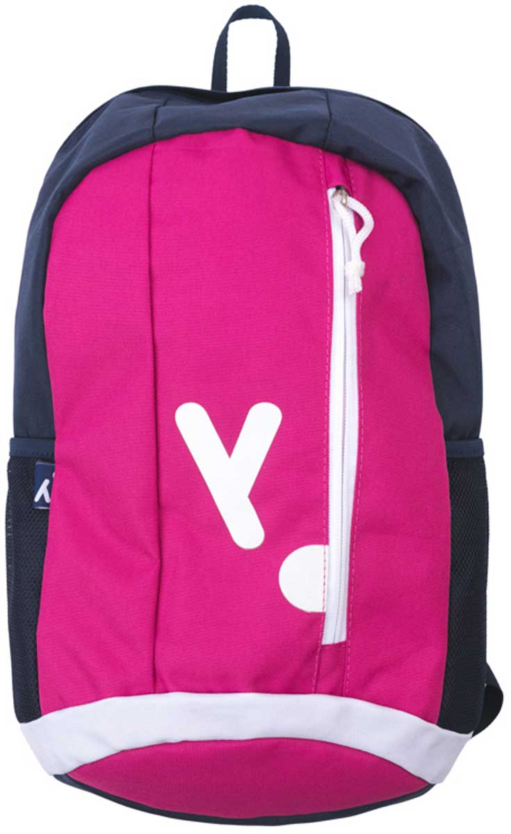 Рюкзак для девочки PlayToday, цвет: темно-синий, розовый, белый. 172751101225Удобный рюкзак выполнен из полиэстера. Передняя стенка дополнена карманом на молнии, боковые стороны - сетчатыми карманами. Внутри дополнительный вкладной мешок, в который можно класть обувь. Плечевые лямки регулируемые по длине.