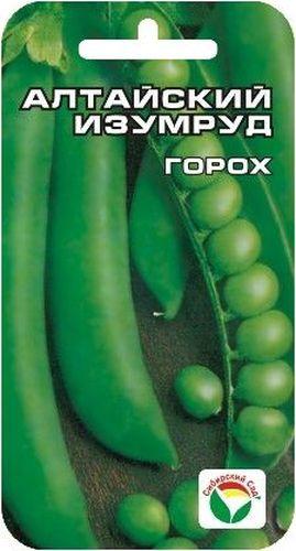 Семена Сибирский сад Горох. Алтайский изумруд, 5 гBP-00000381Раннеспелый сорт. Вегетационный период- 53-55 дней. Растение высотой 35-45 см. Бобы крупные, длиной 7-10 см, содержат 7-7,5% сахара. Для употребления в свежем виде. Можно выращивать без опор. Улучшает структуру почвы. Выращивается повсеместно. Нома высева- 25-30 г на 1 м2.Для ускорения процесса всхожести семян, оздоровления растений, улучшения завязываемости плодов рекомендуется использовать специально разработанные стимуляторы роста и развития растений.Вес: 5 г.