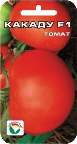 Семена Сибирский сад Томат. Какаду, 15 штCAD300UBECТомат Какаду очень ранний, период от всходов до созревания плодов 85-90 дней. Растение детерминантное, компактное, лист крупный. Плоды округлые, слабо ребристые, ярко-красные, массой 180-230 г. Обладают отличными вкусовыми качествами, высокой транспортабельностью. Назначение универсальное. Гибрид устойчив к большинству основных заболеваний томатов. Урожайность за первые два сбора 6-7 кг, общая - 17-19 кг с 1 м2. Рекомендуется для получения ранней продукции в пленочных теплицах и открытом грунте.Посев на рассаду производят за 50-60 дней до высадки растений на постоянное место. При высадке в грунт на 1 м2 размещают 3-4 растения. Сорт хорошо реагирует на полив и подкормки комплексными минеральными удобрениями. Выращивается в 1-2 стебля с подвязкой и пасынкованием.Для ускорения процесса всхожести семян, оздоровления растений, улучшения завязываемости плодов рекомендуется пользоваться специально разработанными стимуляторами роста и развития растений.