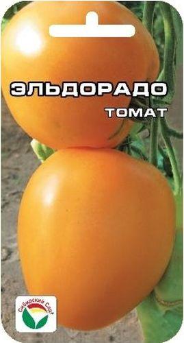 Семена Сибирский сад Томат. Эльдорадо, 20 шт семена сибирский сад томат дульсинея 20 шт