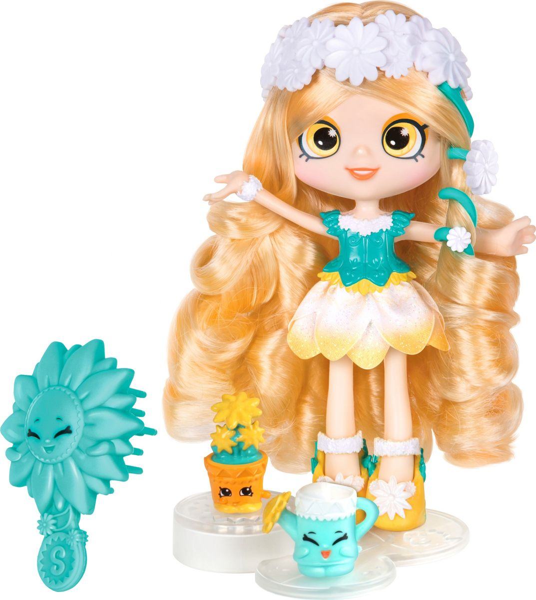 Moose Мини-кукла Цветочная Daisy Petals фигурки игрушки moose кукла шоппиес джессикейк
