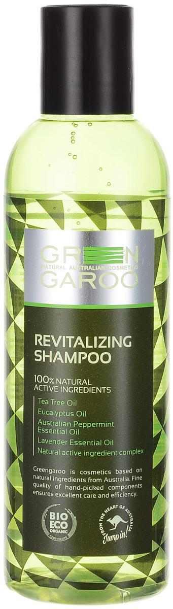 GreenGaroo, Гель для душа освежающий 200млFS-00897Лайм и чайное дерево насыщают гель для душа антиоксидантами и придают бодрящий аромат. Гель для душа освежает тело и пробуждает чувства. Специальная формула придает вашей коже ощущение чистоты и свежести.