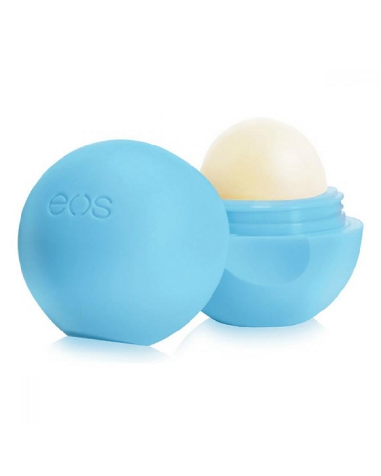 Бальзам для губ Eos Blueberry Acai , 7 г.Satin Hair 7 BR730MNНатуральный бальзам для губ со вкусом черники и ягод асаи в футляре из пластика (упакован на картонную подложку). Не содержит парабенов, глютена и продуктов нефтехимии. Применяется в косметических целях для увлажнения и питания губ.