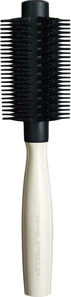 Tangle Teezer Blow-Styling Round Tool Small расческа для волосMP59.4DTangle Teezer – оригинальная профессиональная расческа для расчесывания волос, которая позволит вам с легкостью всего за одну минуту без рывков и напряжения расчесать мокрые, уязвимые или окрашенные волосы, не нарушая структуру волос и не причиняя себе дискомфорта. Профессиональная расческа для укладки феном.
