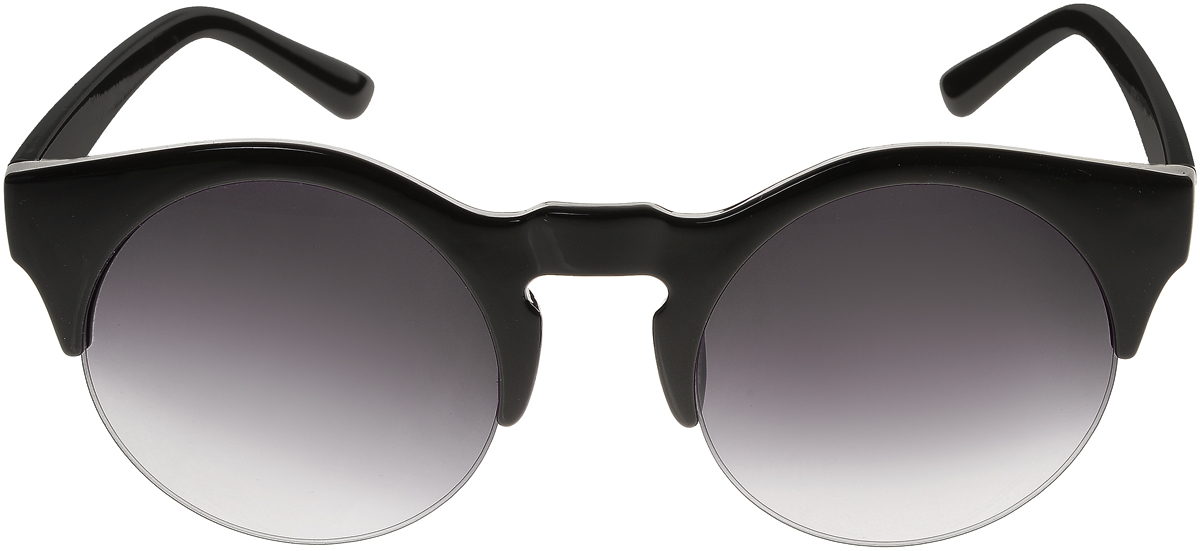 Очки солнцезащитные женские Vittorio Richi, цвет: черный. ОС4260с1/17fBM8434-58AEСолнцезащитные очки Vittorio Richi выполнены из высококачественного пластика. Пластик используемый при изготовлении линз не искажает изображение, не подвержен нагреванию и вредному воздействию солнечных лучей. Оправа очков легкая, прилегающей формы и поэтому обеспечивает максимальный комфорт. Такие очки защитят глаза от ультрафиолетовых лучей, подчеркнут вашу индивидуальность и сделают ваш образ завершенным.