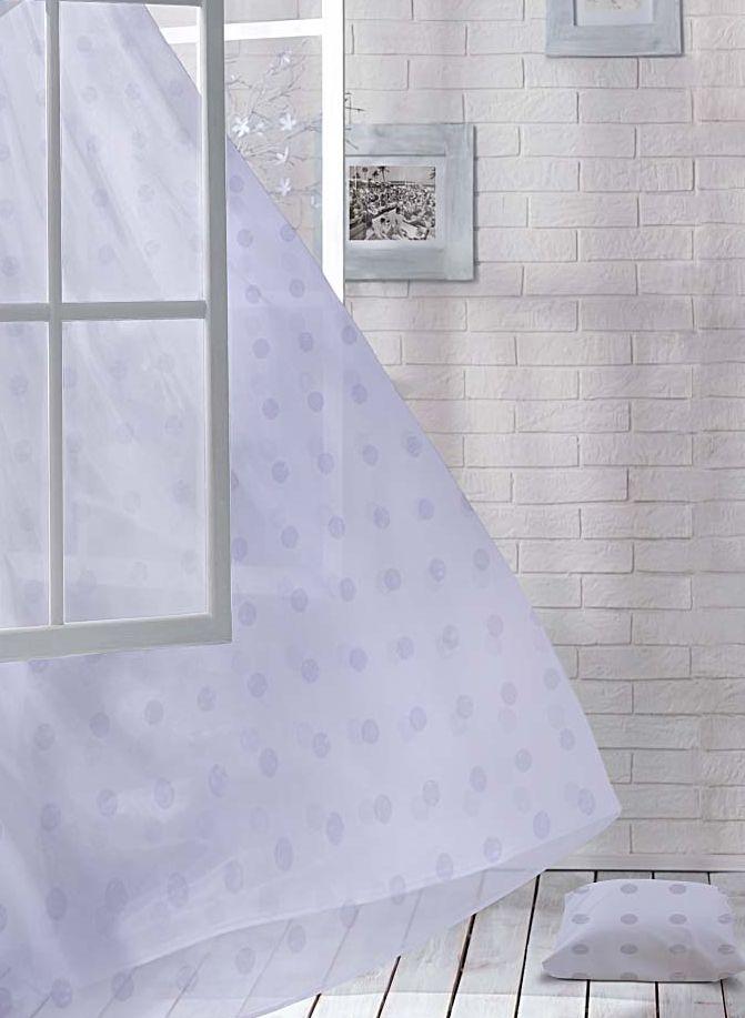 Комплект штор Волшебная ночь Magic, на ленте, цвет: серо-голубой, высота 270 см, 2 шт705489Шторы коллекции Волшебная ночь - это готовое решение для вашего интерьера, гарантирующее красоту, удобство и индивидуальный стиль! Шторы изготовлены из тонкой и легкой ткани вуаль, которая почти не препятствует прохождению света, но защищает комнату от посторонних взглядов. Длина штор регулируется с помощью клеевой паутинки (в комплекте). Изделия крепятся на вшитую шторную ленту: на крючки или путем продевания на карниз. Дизайнеры марки Волшебная ночь предлагают уже сформированные комплекты штор из различных тканей и рисунков для создания идеальной композиции на окне. Для удобства выбора дизайны штор распределены в стилевые коллекции: этно, версаль, лофт, прованс. В коллекции Волшебная ночь к данной шторе вы также сможете подобрать шторы из других тканей: блэкаут (100% затемнение), сатен и габардин (частичное затемнение), которые будут прекрасно сочетаться по дизайну и обеспечат особый уют вашему дому.