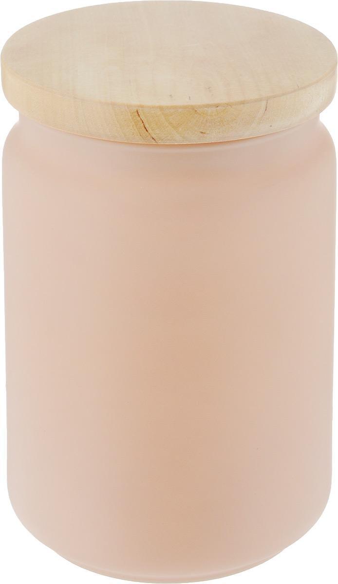 Банка для сыпучих продуктов Luminarc Boxmania. Bois Script, 1 лVT-1520(SR)Банка Luminarc Boxmania. Bois Script изготовлена из высококачественного стекла. Емкость подходит для хранения сыпучих продуктов: круп, специй, сахара, соли. Она снабжена деревянной крышкой, которая плотно и герметично закрывается, дольше сохраняя аромат и свежесть содержимого. На изделие можно написать мелом или меловым карандашом. Надпить можно стереть влажной губкой.Банка Luminarc Boxmania. Bois Script станет полезным приобретением и пригодится на любой кухне.Высота банки (без учета крышки): 14,5 см.Высота банки (с учетом крышки): 16 см.Диаметр банки (по верхнему краю): 9,5 см.Объем банки: 1 л.