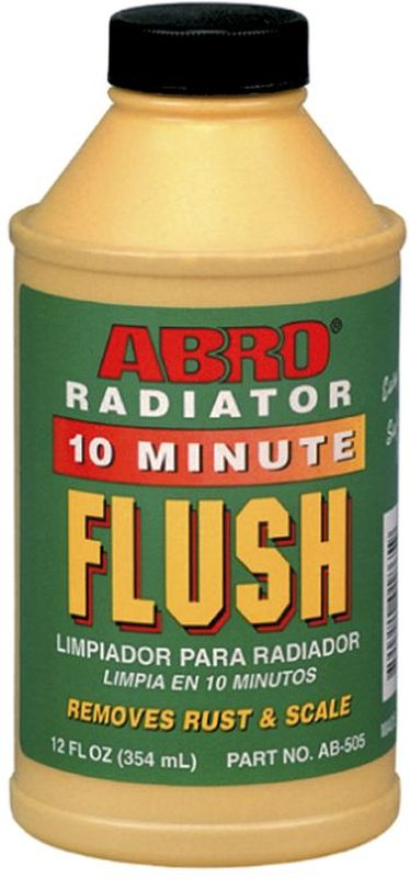 Промывка радиатора Abro, 354 мл honda vfr400 30 rvf400 на 35 радиатора радиатора радиатора охлаждения