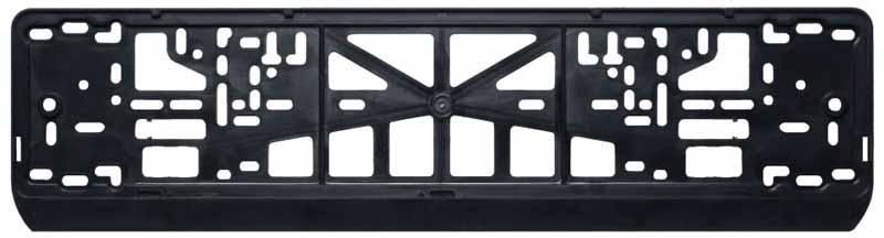 Рамка под номерной знак Airline, цвет: черныйUdd500leРамка данной модели изготовлена из полипропилена черного цвета и имеет стандартную прямоугольную форму и российско-европейский размер. Рамка устанавливается на бампер автомобиля и крепится с помощью простого в использовании механизма. Морозостойкий материал служит гарантией долгой эксплуатации изделия.Преимущества:Морозостойкий материал;Простая установка;Российско-европейский размер;соответствует требованиям ГИБДД;