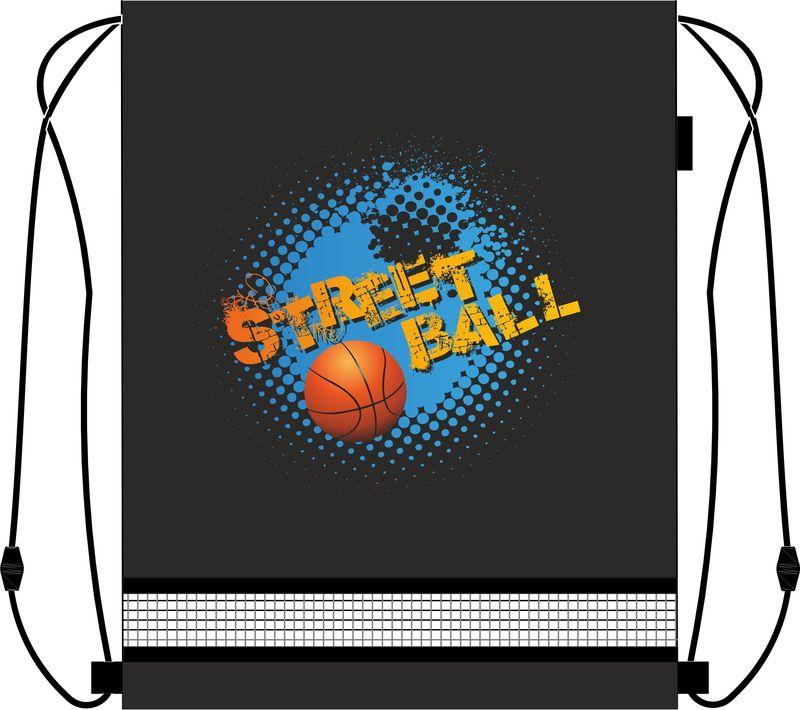 MagTaller Мешок для сменной обуви Street Ball31616-09Мешок для сменной обуви MagTaller Street Ball идеально подойдет как для хранения, так и для переноски сменной обуви и одежды.Мешок изготовлен из полиэстера и содержит одно вместительное отделение, затягивающееся с помощью текстильных шнурков. Плотная ткань надежно защитит сменную обувь и одежду школьника от непогоды, а удобные шнурки позволят носить мешок, как в руках, так и за спиной.Ваш ребенок с радостью будет ходить с таким аксессуаром в школу!