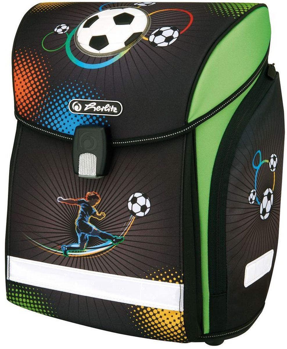 Herlitz Ранец школьный New Midi Soccer