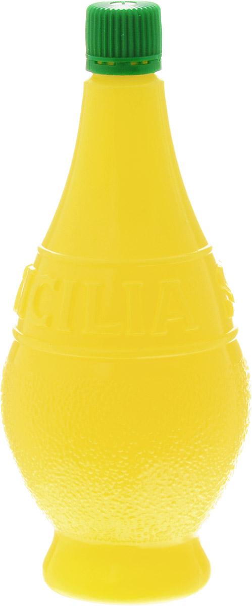 Sicilia сок лимона, 115 мл542914Сок лимона Sicilia используется для чая, кофе, коктейлей, для придания изысканности блюдам из мяса, рыбы, придает особый вкус и аромат домашней выпечке.