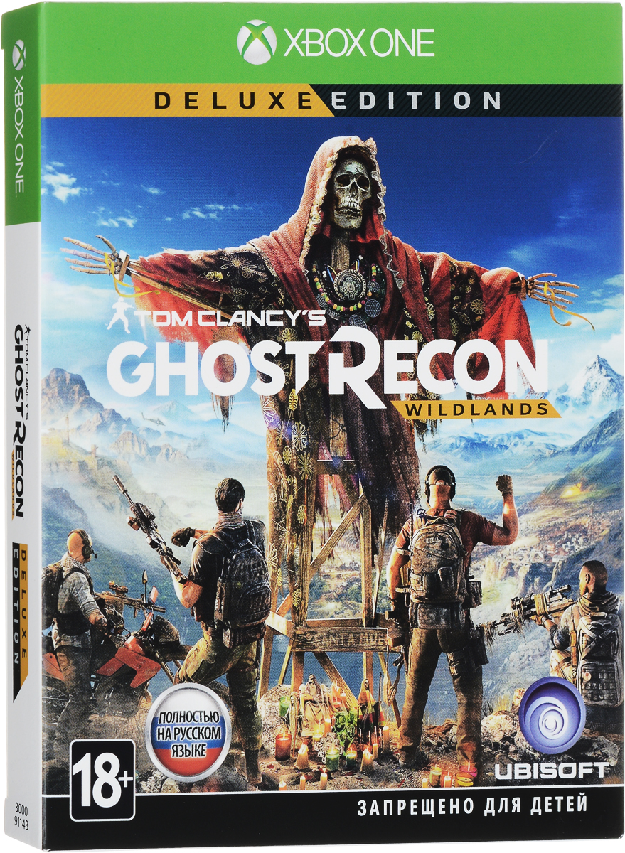 Tom Clancy's Ghost Recon Wildlands. Deluxe Edition (Xbox One)