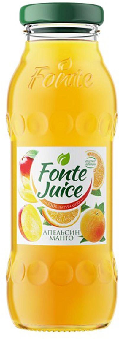 Fonte juice Нектар апельсин, манго, 0,2 л0120710Яркий и бодрящий вкус апельсина соединяется с солнечной сладостью манго, чтобы наполнить твое утро бодростью и придать заряд оптимизма на целый день. Источник твоего оптимизма!Рекомендовано к употреблению с 5 лет.