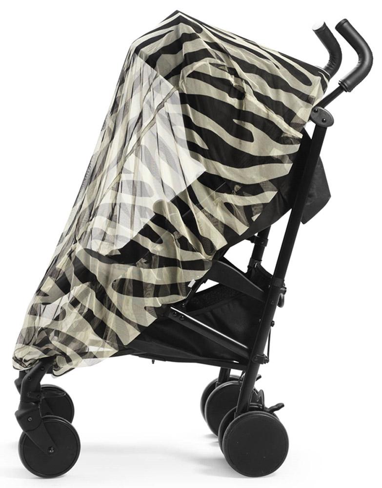 Elodie Details Москитная сетка для коляски Zebra Sunshine