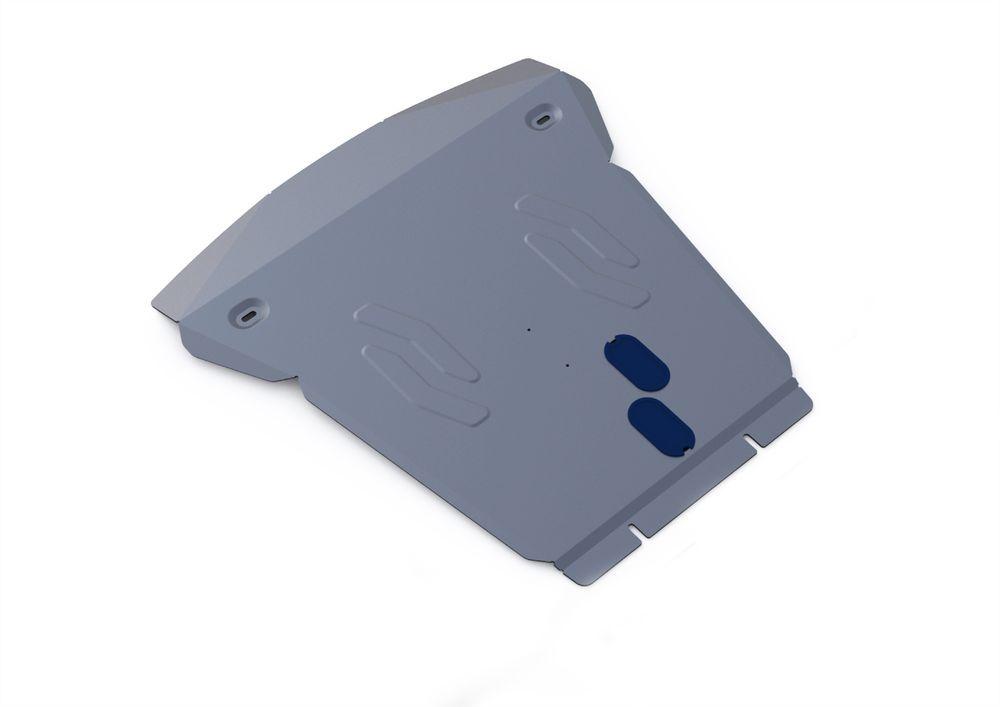 Защита картера Rival, для BMW X5, алюминий 4 мм1004900000360Защита картера для BMW X5 , 30d; 35i; 40d 2007-2013 2013-, крепеж в комплекте, алюминий 4 мм, Rival Алюминиевые защиты картера Rival надежно защищают днище вашего автомобиля от повреждений, например при наезде на бордюры, а также выполняют эстетическую функцию при установке на высокие автомобили. - Толщина алюминиевых защит в 2 раза толще стальных, а вес при этом меньше до 30%. - Отлично отводит тепло от двигателя своей поверхностью, что спасает двигатель от перегрева в летний период или при высоких нагрузках. - В отличие от стальных, алюминиевые защиты не поддаются коррозии, что гарантирует срок службы защит более 5 лет. - Покрываются порошковой краской, что надолго сохраняет первоначальный вид новой защиты и защищает от гальванической коррозии. - Глубокий штамп дополнительно усиливает конструкцию защиты. - Подштамповка в местах крепления защищает крепеж от срезания. - Технологические отверстия там, где они необходимы для смены масла и слива воды, оборудованные заглушками, надежно закрепленными на защите. Уважаемые клиенты! Обращаем ваше внимание, на тот факт, что защита имеет форму, соответствующую модели данного автомобиля. Фото служит для визуального восприятия товара.