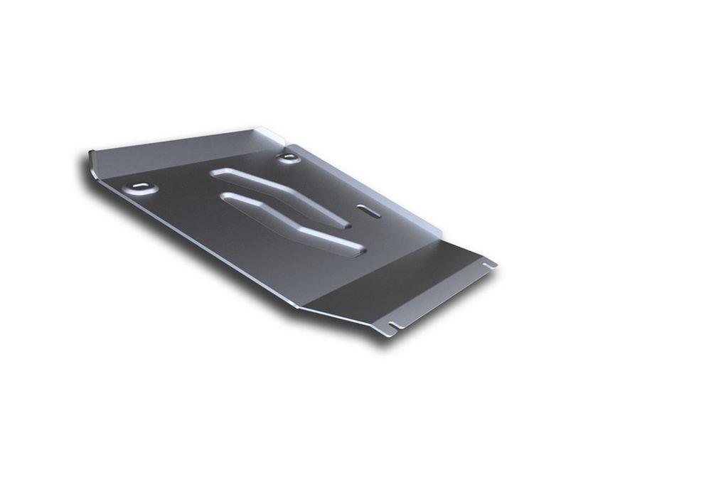 Защита КПП Rival, для BMW 3. 333.0521.1VCA-00Защита КПП Rival изготовленная из алюминия толщиной 4 мм, надежно защитит днище вашего автомобиля от повреждений, например при наезде на бордюры, а также выполняет эстетическую функцию при установке на высокие автомобили.- Толщина алюминиевых защит в 2 раза толще стальных, а вес при этом меньше до 30%.- Отлично отводит тепло от двигателя своей поверхностью, что спасает двигатель от перегрева в летний период или при высоких нагрузках.- В отличие от стальных, алюминиевые защиты не поддаются коррозии, что гарантирует срок службы защит более 5 лет.- Покрываются порошковой краской, что надолго сохраняет первоначальный вид новой защиты и защищает от гальванической коррозии.- Глубокий штамп дополнительно усиливает конструкцию защиты.- Подштамповка в местах крепления защищает крепеж от срезания.- Технологические отверстия там, где они необходимы для смены масла и слива воды, оборудованные заглушками, надежно закрепленными на защите.Крепеж в комплекте. Уважаемые клиенты!Обращаем ваше внимание, на тот факт, что защита имеет форму, соответствующую модели данного автомобиля. Фото служит для визуального восприятия товара.