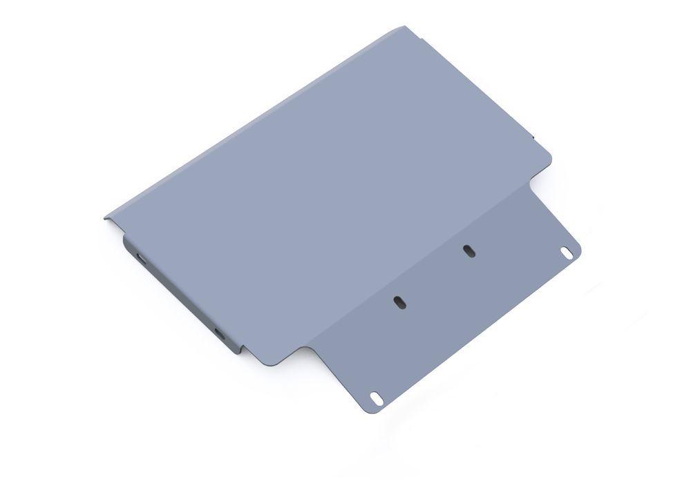 Защита картера Rival, для Ford Explorer, алюминий 4 мм1004900000360Защита картера для Ford Explorer , V - 4,0; 4,6 2006-2011, крепеж в комплекте, алюминий 4 мм, Rival Алюминиевые защиты картера Rival надежно защищают днище вашего автомобиля от повреждений, например при наезде на бордюры, а также выполняют эстетическую функцию при установке на высокие автомобили. - Толщина алюминиевых защит в 2 раза толще стальных, а вес при этом меньше до 30%. - Отлично отводит тепло от двигателя своей поверхностью, что спасает двигатель от перегрева в летний период или при высоких нагрузках. - В отличие от стальных, алюминиевые защиты не поддаются коррозии, что гарантирует срок службы защит более 5 лет. - Покрываются порошковой краской, что надолго сохраняет первоначальный вид новой защиты и защищает от гальванической коррозии. - Глубокий штамп дополнительно усиливает конструкцию защиты. - Подштамповка в местах крепления защищает крепеж от срезания. - Технологические отверстия там, где они необходимы для смены масла и слива воды, оборудованные заглушками, надежно закрепленными на защите. Уважаемые клиенты! Обращаем ваше внимание, на тот факт, что защита имеет форму, соответствующую модели данного автомобиля. Фото служит для визуального восприятия товара.