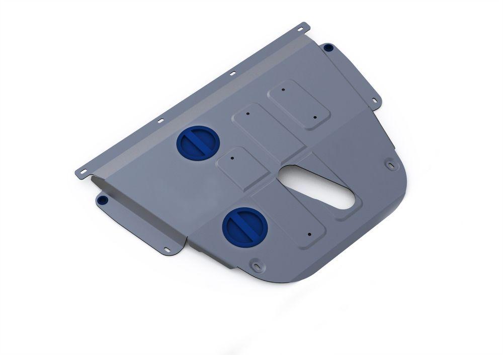 Защита картера и КПП Rival, для Jeep Cherokee, алюминий 4 ммSVC-300Защита картера и КПП для Jeep Cherokee АКПП, 4WD, V - 2,4, 3,2 2014-, крепеж в комплекте, алюминий 4 мм, Rival Алюминиевые защиты картера Rival надежно защищают днище вашего автомобиля от повреждений, например при наезде на бордюры, а также выполняют эстетическую функцию при установке на высокие автомобили. - Толщина алюминиевых защит в 2 раза толще стальных, а вес при этом меньше до 30%. - Отлично отводит тепло от двигателя своей поверхностью, что спасает двигатель от перегрева в летний период или при высоких нагрузках. - В отличие от стальных, алюминиевые защиты не поддаются коррозии, что гарантирует срок службы защит более 5 лет. - Покрываются порошковой краской, что надолго сохраняет первоначальный вид новой защиты и защищает от гальванической коррозии. - Глубокий штамп дополнительно усиливает конструкцию защиты. - Подштамповка в местах крепления защищает крепеж от срезания. - Технологические отверстия там, где они необходимы для смены масла и слива воды, оборудованные заглушками, надежно закрепленными на защите. Уважаемые клиенты! Обращаем ваше внимание, на тот факт, что защита имеет форму, соответствующую модели данного автомобиля. Фото служит для визуального восприятия товара.