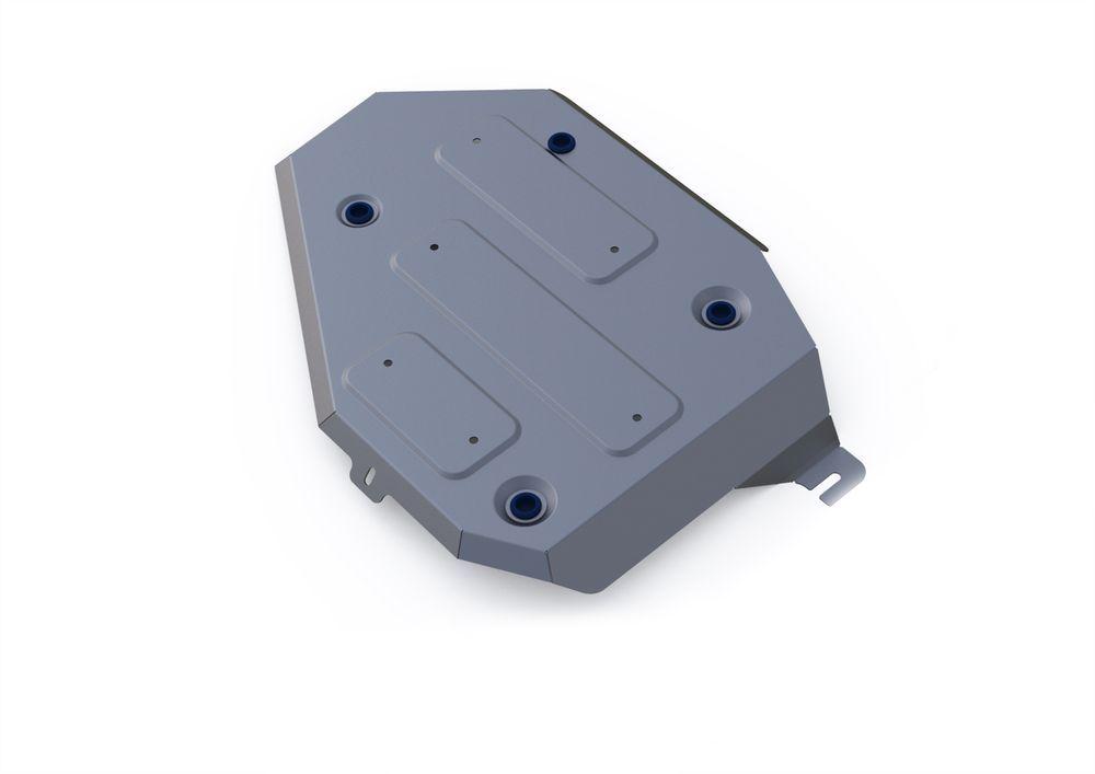 Защита топливного бака Rival, для Kia Sorento Prime, алюминий 4 мм21395599Защита топливного бака для Kia Sorento Prime 4WD, V- 2,2CRDi; 2,4 2015-, крепеж в комплекте, алюминий 4 мм, Rival Алюминиевые защиты картера Rival надежно защищают днище вашего автомобиля от повреждений, например при наезде на бордюры, а также выполняют эстетическую функцию при установке на высокие автомобили. - Толщина алюминиевых защит в 2 раза толще стальных, а вес при этом меньше до 30%. - Отлично отводит тепло от двигателя своей поверхностью, что спасает двигатель от перегрева в летний период или при высоких нагрузках. - В отличие от стальных, алюминиевые защиты не поддаются коррозии, что гарантирует срок службы защит более 5 лет. - Покрываются порошковой краской, что надолго сохраняет первоначальный вид новой защиты и защищает от гальванической коррозии. - Глубокий штамп дополнительно усиливает конструкцию защиты. - Подштамповка в местах крепления защищает крепеж от срезания. - Технологические отверстия там, где они необходимы для смены масла и слива воды, оборудованные заглушками, надежно закрепленными на защите. Уважаемые клиенты! Обращаем ваше внимание, на тот факт, что защита имеет форму, соответствующую модели данного автомобиля. Фото служит для визуального восприятия товара.