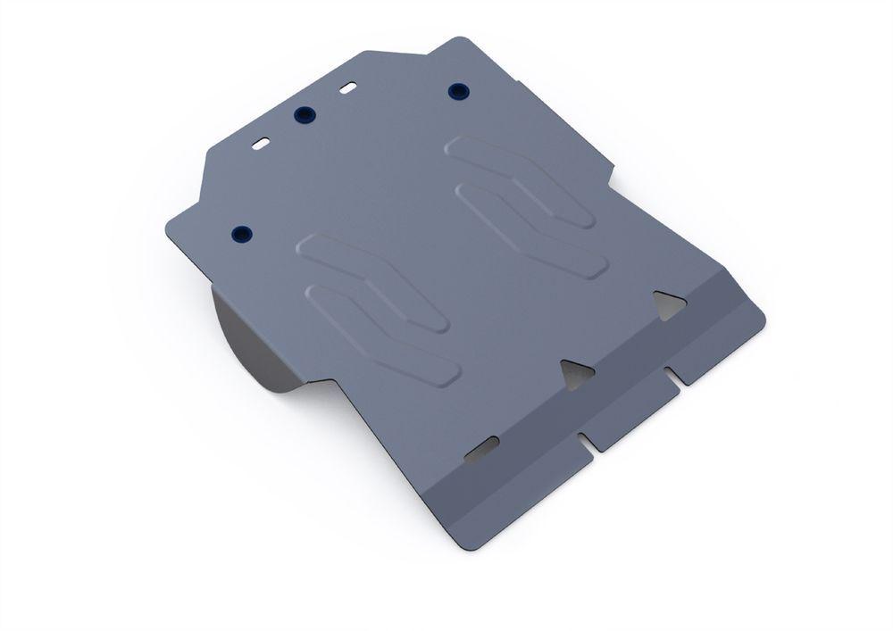 Защита КПП Rival, для Land Rover Range Rover, алюминий 4 мм. 333.3107.11004900000360Защита КПП для Land Rover Range Rover , V - все 2001-2012, крепеж в комплекте, алюминий 4 мм, Rival Алюминиевые защиты картера Rival надежно защищают днище вашего автомобиля от повреждений, например при наезде на бордюры, а также выполняют эстетическую функцию при установке на высокие автомобили. - Толщина алюминиевых защит в 2 раза толще стальных, а вес при этом меньше до 30%. - Отлично отводит тепло от двигателя своей поверхностью, что спасает двигатель от перегрева в летний период или при высоких нагрузках. - В отличие от стальных, алюминиевые защиты не поддаются коррозии, что гарантирует срок службы защит более 5 лет. - Покрываются порошковой краской, что надолго сохраняет первоначальный вид новой защиты и защищает от гальванической коррозии. - Глубокий штамп дополнительно усиливает конструкцию защиты. - Подштамповка в местах крепления защищает крепеж от срезания. - Технологические отверстия там, где они необходимы для смены масла и слива воды, оборудованные заглушками, надежно закрепленными на защите. Уважаемые клиенты! Обращаем ваше внимание, на тот факт, что защита имеет форму, соответствующую модели данного автомобиля. Фото служит для визуального восприятия товара.