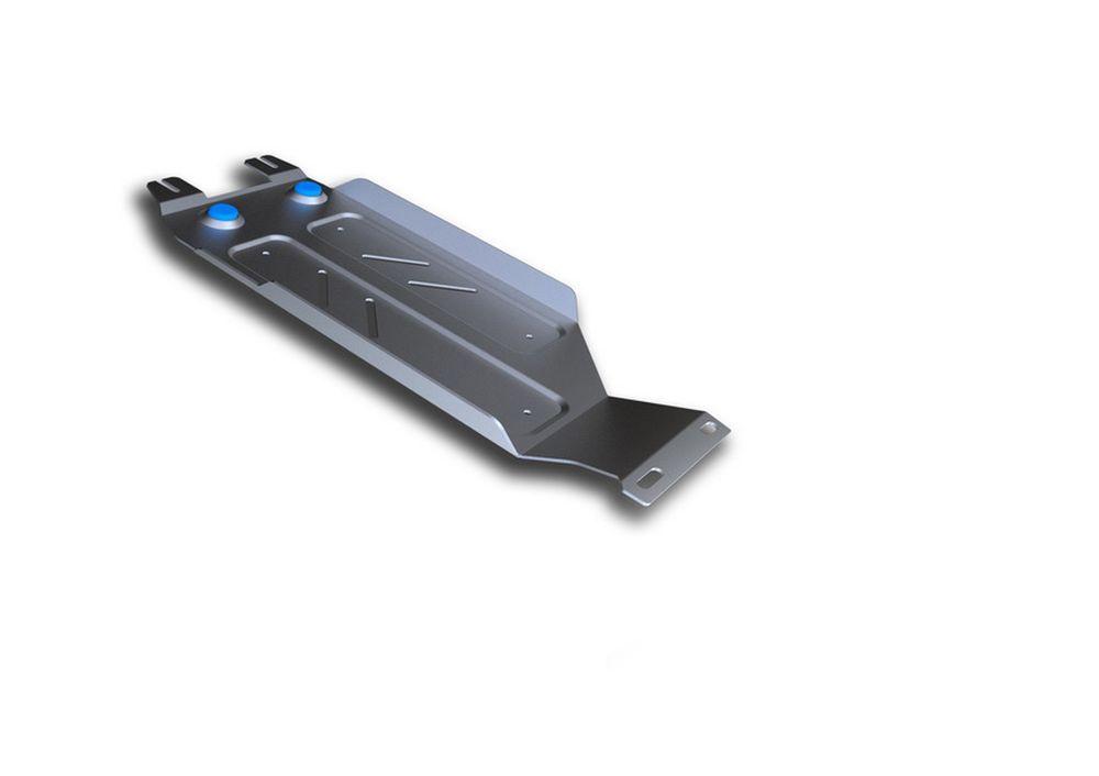 Защита CVT Rival, для Subaru Forester, алюминий 4 мм1004900000360Защита CVT для Subaru Forester CVT, V-2,0 2013-, крепеж в комплекте, алюминий 4 мм, Rival Алюминиевые защиты картера Rival надежно защищают днище вашего автомобиля от повреждений, например при наезде на бордюры, а также выполняют эстетическую функцию при установке на высокие автомобили. - Толщина алюминиевых защит в 2 раза толще стальных, а вес при этом меньше до 30%. - Отлично отводит тепло от двигателя своей поверхностью, что спасает двигатель от перегрева в летний период или при высоких нагрузках. - В отличие от стальных, алюминиевые защиты не поддаются коррозии, что гарантирует срок службы защит более 5 лет. - Покрываются порошковой краской, что надолго сохраняет первоначальный вид новой защиты и защищает от гальванической коррозии. - Глубокий штамп дополнительно усиливает конструкцию защиты. - Подштамповка в местах крепления защищает крепеж от срезания. - Технологические отверстия там, где они необходимы для смены масла и слива воды, оборудованные заглушками, надежно закрепленными на защите. Уважаемые клиенты! Обращаем ваше внимание, на тот факт, что защита имеет форму, соответствующую модели данного автомобиля. Фото служит для визуального восприятия товара.