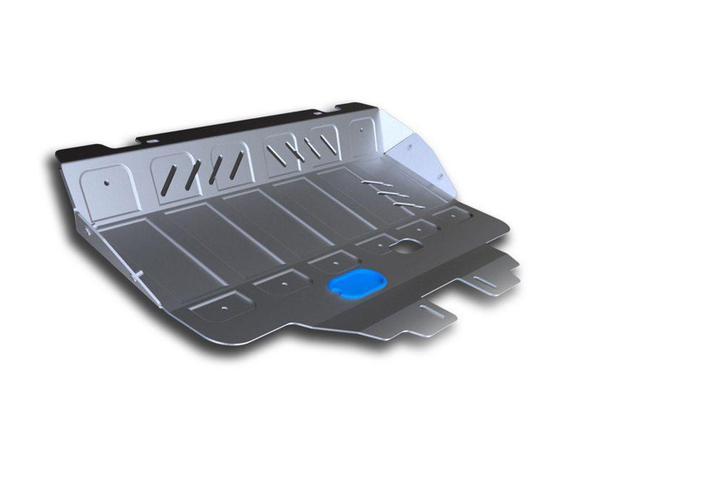 Защита картера Rival, для Subaru Forester, алюминий 4 мм1004900000360Защита картера для Subaru Forester Big, V-2,0; 2,5 2013-, крепеж в комплекте, алюминий 4 мм, Rival Алюминиевые защиты картера Rival надежно защищают днище вашего автомобиля от повреждений, например при наезде на бордюры, а также выполняют эстетическую функцию при установке на высокие автомобили. - Толщина алюминиевых защит в 2 раза толще стальных, а вес при этом меньше до 30%. - Отлично отводит тепло от двигателя своей поверхностью, что спасает двигатель от перегрева в летний период или при высоких нагрузках. - В отличие от стальных, алюминиевые защиты не поддаются коррозии, что гарантирует срок службы защит более 5 лет. - Покрываются порошковой краской, что надолго сохраняет первоначальный вид новой защиты и защищает от гальванической коррозии. - Глубокий штамп дополнительно усиливает конструкцию защиты. - Подштамповка в местах крепления защищает крепеж от срезания. - Технологические отверстия там, где они необходимы для смены масла и слива воды, оборудованные заглушками, надежно закрепленными на защите. Уважаемые клиенты! Обращаем ваше внимание, на тот факт, что защита имеет форму, соответствующую модели данного автомобиля. Фото служит для визуального восприятия товара.