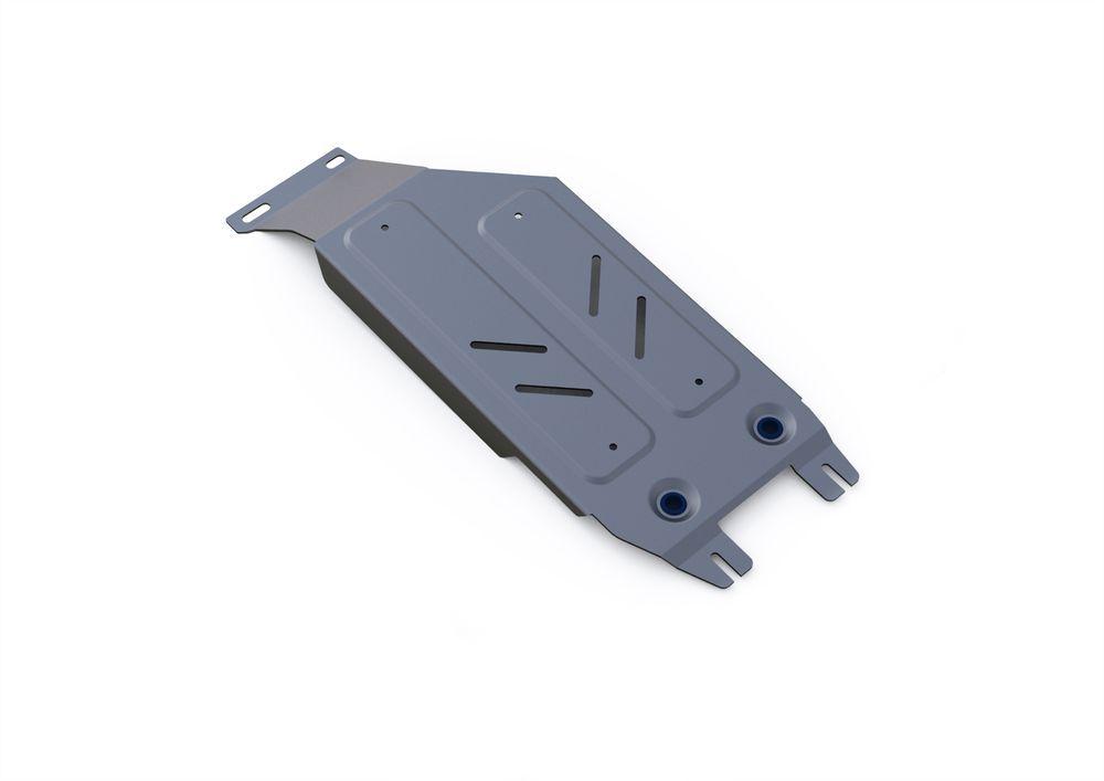 Защита КПП Rival, для Subaru Forester, алюминий 4 мм21395599Защита КПП для Subaru Forester , V-2,0, 2,5 (для 3.5423.1) 2013-, крепеж в комплекте, алюминий 4 мм, Rival Алюминиевые защиты картера Rival надежно защищают днище вашего автомобиля от повреждений, например при наезде на бордюры, а также выполняют эстетическую функцию при установке на высокие автомобили. - Толщина алюминиевых защит в 2 раза толще стальных, а вес при этом меньше до 30%. - Отлично отводит тепло от двигателя своей поверхностью, что спасает двигатель от перегрева в летний период или при высоких нагрузках. - В отличие от стальных, алюминиевые защиты не поддаются коррозии, что гарантирует срок службы защит более 5 лет. - Покрываются порошковой краской, что надолго сохраняет первоначальный вид новой защиты и защищает от гальванической коррозии. - Глубокий штамп дополнительно усиливает конструкцию защиты. - Подштамповка в местах крепления защищает крепеж от срезания. - Технологические отверстия там, где они необходимы для смены масла и слива воды, оборудованные заглушками, надежно закрепленными на защите. Уважаемые клиенты! Обращаем ваше внимание, на тот факт, что защита имеет форму, соответствующую модели данного автомобиля. Фото служит для визуального восприятия товара.