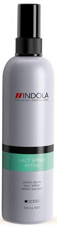 Indola Солевой Спрей Salt Spray 200 млMP59.4DИндола Солевой Спрей. Добавляет текстуру, обеспечивает фиксацию, создает матовый эффект на волосах.