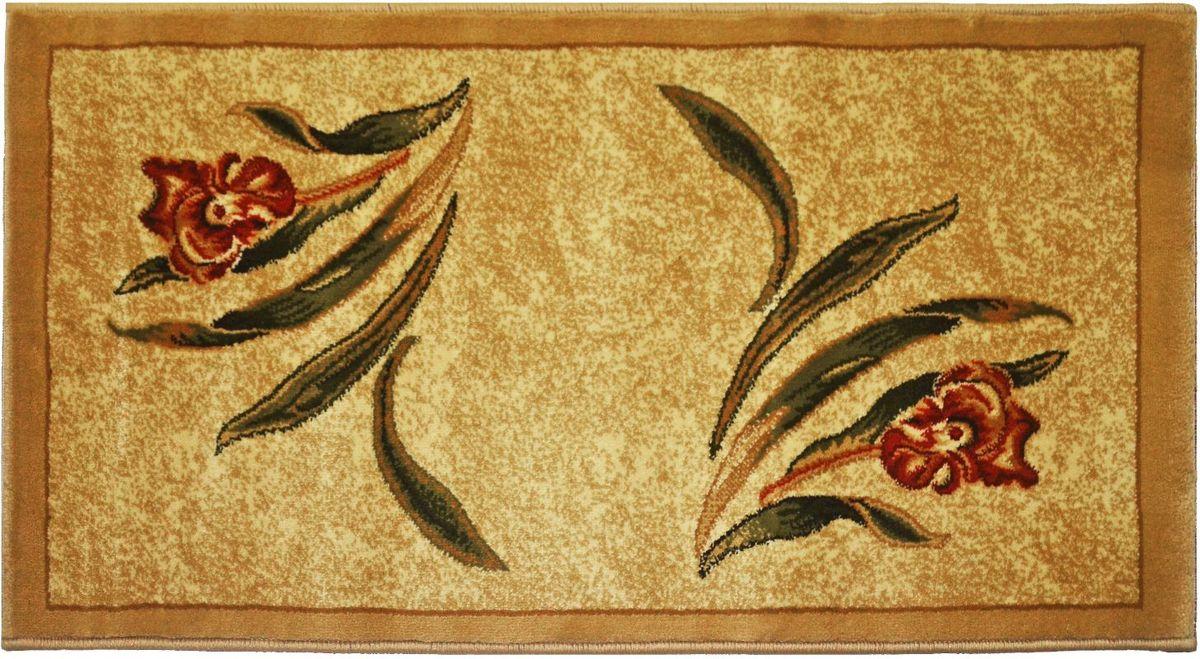 Ковер Kamalak Tekstil, 60 х 110 см. УК-0546 ковер kamalak tekstil овальный 60 x 110 см ук 0247