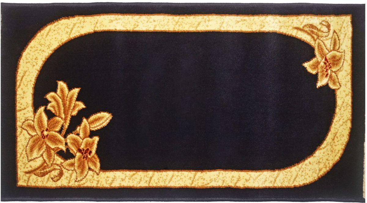 Ковер Kamalak Tekstil, 60 х 110 см. УК-0584 ковер kamalak tekstil овальный 60 x 110 см ук 0247