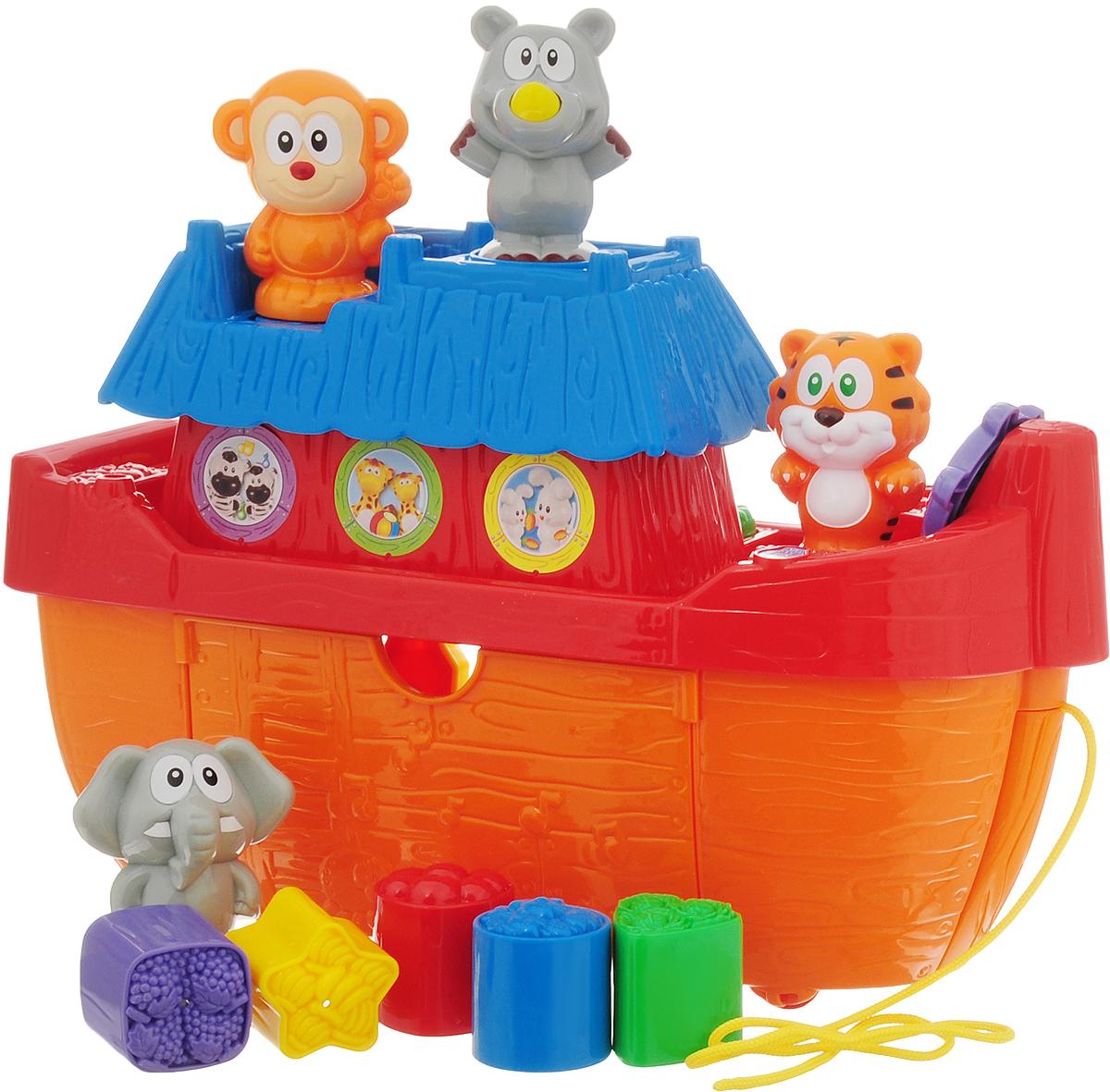 Vtech Развивающая игрушка Обучающий корабль