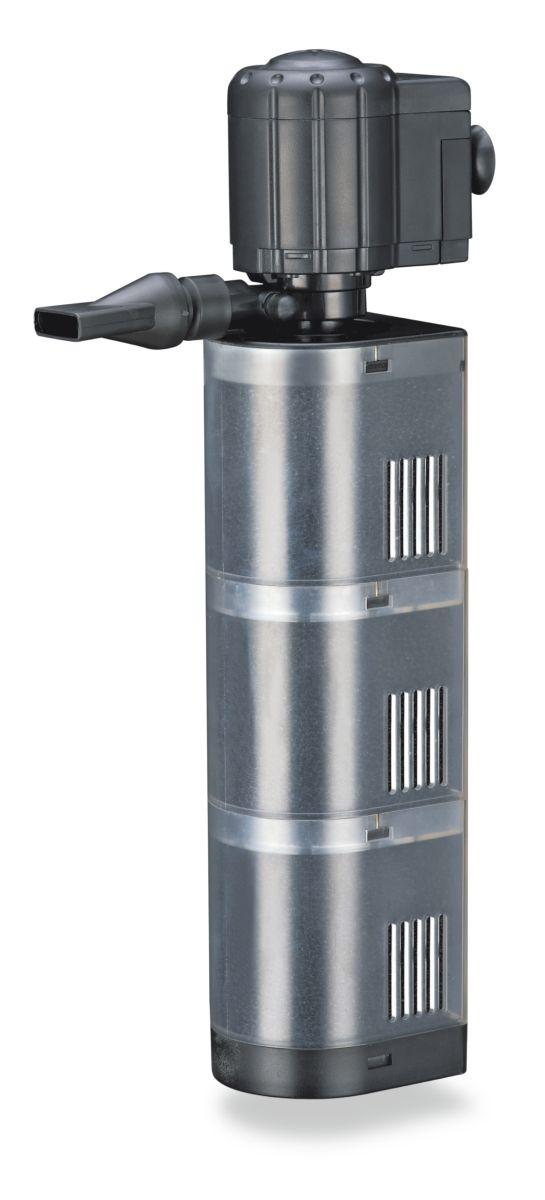Фильтр водяной Barbus, внутренний, камерный, 2000 л/ч, 30 ВтFILTER 017Фильтр камерного типа Barbus с повышенной мощностью прекрасно подходит для больших аквариумов и аквариумов с плотным населением рыб. Можно использовать для пресной и соленой воды.Есть возможность использования камер под засыпку БИО-наполнителем.Мощность: 30 Вт.Размер аквариума:200-400 литров.Максимальная производительность: 2000 л/ч.Аэрация: Есть (дополнительная насадка в комплекте).