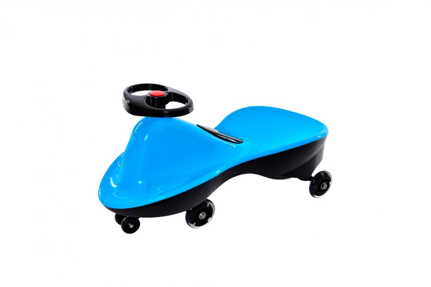 Bradex Машинка детская Бибикар Спорт с полиуретановыми колесами цвет голубой - Каталки, понициклы